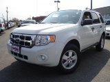2009 Oxford White Ford Escape XLT #28936447
