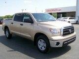 2010 Sandy Beach Metallic Toyota Tundra CrewMax #28936934