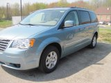 2010 Clearwater Blue Pearl Chrysler Town & Country Touring #28937128