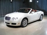 2009 Bentley Continental GTC Ghost White
