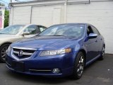 2007 Kinetic Blue Pearl Acura TL 3.5 Type-S #28937183