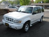 2000 Oxford White Ford Explorer Limited 4x4 #28937227