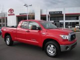 2007 Radiant Red Toyota Tundra SR5 TRD Double Cab 4x4 #29004475