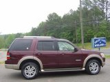 2006 Dark Cherry Metallic Ford Explorer Eddie Bauer #29004619