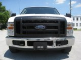 2008 Ford F250 Super Duty XL SuperCab Chassis Data, Info and Specs