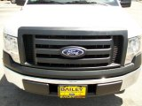 2010 Oxford White Ford F150 XL SuperCab #29004668