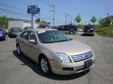 2008 Dune Pearl Metallic Ford Fusion SE V6 #29004685