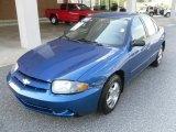 2003 Arrival Blue Metallic Chevrolet Cavalier Sedan #29005183