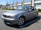 2005 Silver Grey Metallic BMW 3 Series 325i Coupe #29005087