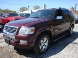 2006 Dark Cherry Metallic Ford Explorer Limited 4x4 #29005252