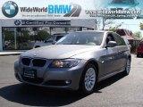 2009 Space Grey Metallic BMW 3 Series 328i Sedan #29004591