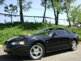 2002 Black Ford Mustang GT Coupe #29004915