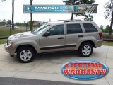 2006 Light Khaki Metallic Jeep Grand Cherokee Laredo 4x4 #29005292