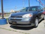 2005 Medium Gray Metallic Chevrolet Malibu LS V6 Sedan #29064907