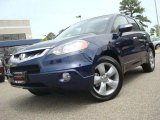 2007 Royal Blue Pearl Acura RDX  #29064556