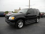 2001 Black Ford Explorer Sport #29064960