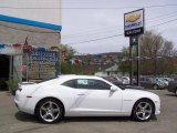 2010 Summit White Chevrolet Camaro SS/RS Coupe #29064571