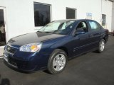 2007 Dark Blue Metallic Chevrolet Malibu LT Sedan #29064574