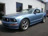 2005 Windveil Blue Metallic Ford Mustang GT Premium Coupe #29064584