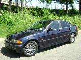 2000 Orient Blue Metallic BMW 3 Series 328i Sedan #29064797