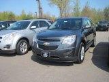 2010 Cyber Gray Metallic Chevrolet Equinox LS #29064885