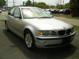 2003 Titanium Silver Metallic BMW 3 Series 325i Sedan #29090773