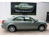 2008 Moss Green Metallic Lincoln MKZ Sedan #29090875