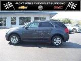 2010 Cyber Gray Metallic Chevrolet Equinox LT #29090913