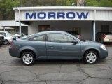 2007 Blue Granite Metallic Chevrolet Cobalt LS Coupe #29097366