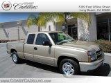 2006 Sandstone Metallic Chevrolet Silverado 1500 LT Extended Cab #29097217