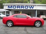 2010 Victory Red Chevrolet Camaro LT Coupe #29097368