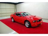 2007 Torch Red Ford Mustang GT Premium Coupe #29097389
