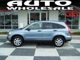 2007 Glacier Blue Metallic Honda CR-V EX 4WD #29097610