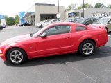 2005 Torch Red Ford Mustang GT Deluxe Coupe #29097758