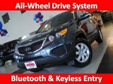2011 Pacific Blue Kia Sorento LX AWD #29097398