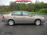 2007 Amber Bronze Metallic Chevrolet Malibu LT Sedan #29097702