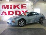 2003 Steel Blue Pearl Mitsubishi Eclipse GTS Coupe #29097467