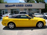 2006 Screaming Yellow Ford Mustang GT Premium Convertible #29137860
