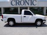 2006 Summit White Chevrolet Silverado 1500 Work Truck Regular Cab 4x4 #29137709
