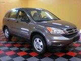 2010 Urban Titanium Metallic Honda CR-V LX AWD #29138034
