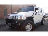 2003 White Hummer H2 SUV #29137719