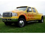 2006 Ford F350 Super Duty Amarillo Edition Crew Cab 4x4 Dually Data, Info and Specs