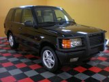 1999 Land Rover Range Rover Java Black