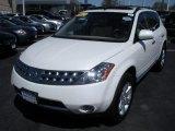 2007 Glacier Pearl White Nissan Murano SL AWD #29137727