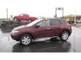 2009 Merlot Metallic Nissan Murano S AWD #29138060