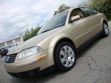 2001 Volkswagen Passat Mojave Beige Metallic