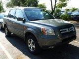 2007 Nimbus Gray Metallic Honda Pilot EX-L #29137430