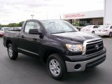 2010 Black Toyota Tundra Regular Cab #29137929