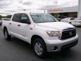 2010 Super White Toyota Tundra SR5 CrewMax #29137930