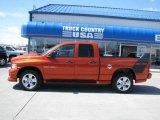 2005 Go ManGo! Dodge Ram 1500 SLT Daytona Quad Cab 4x4 #29138095
